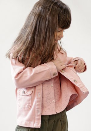 Camiseta de manga larga - pink