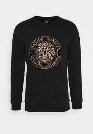 EMMUS  - Sweatshirts - black