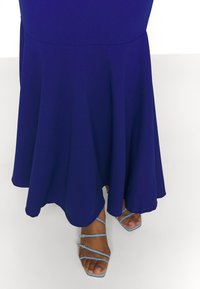 WAL G. - PLEATED HEM DRESS - Suknia balowa - electric blue - 5