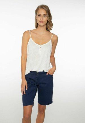 MARIE  - Shorts - ground blue