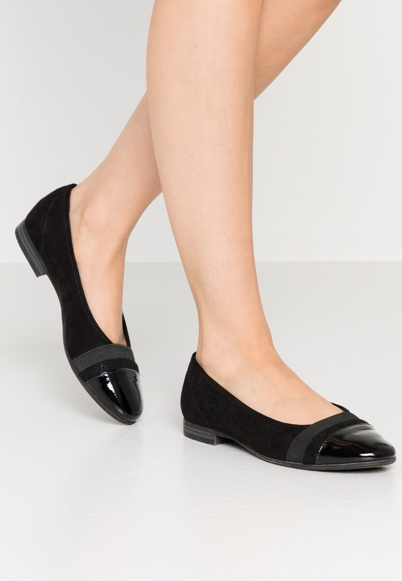Jana - Ballerinasko - black