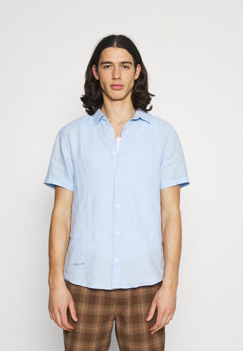 Scotch & Soda - REGULAR FIT - Shirt - blue