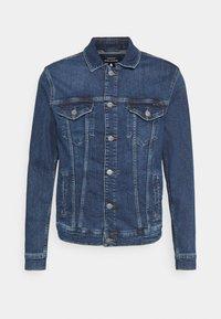 Only & Sons - ONSCOIN LIFE TRUCKER  - Denim jacket - blue denim - 0
