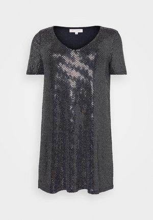 CARHAISLAY KNEE DRESS - Kjole - silver