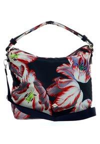 Oilily - PICNIC HOBO  - Handbag - dark blue - 2