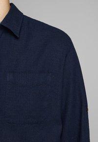 Jack & Jones PREMIUM - JPRWESLEY - Camicia - dark blue - 4