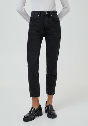 MOM - Jeans baggy - black