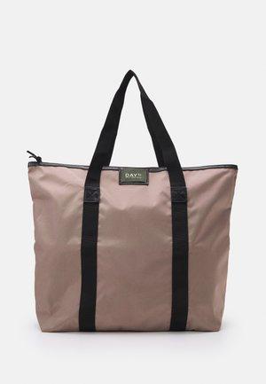 GWENETH BAG - Shoppingveske - tigers eye