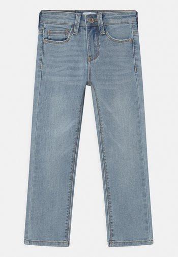 Straight leg jeans - air blue