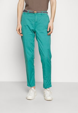 FLOW - Chino - teal green