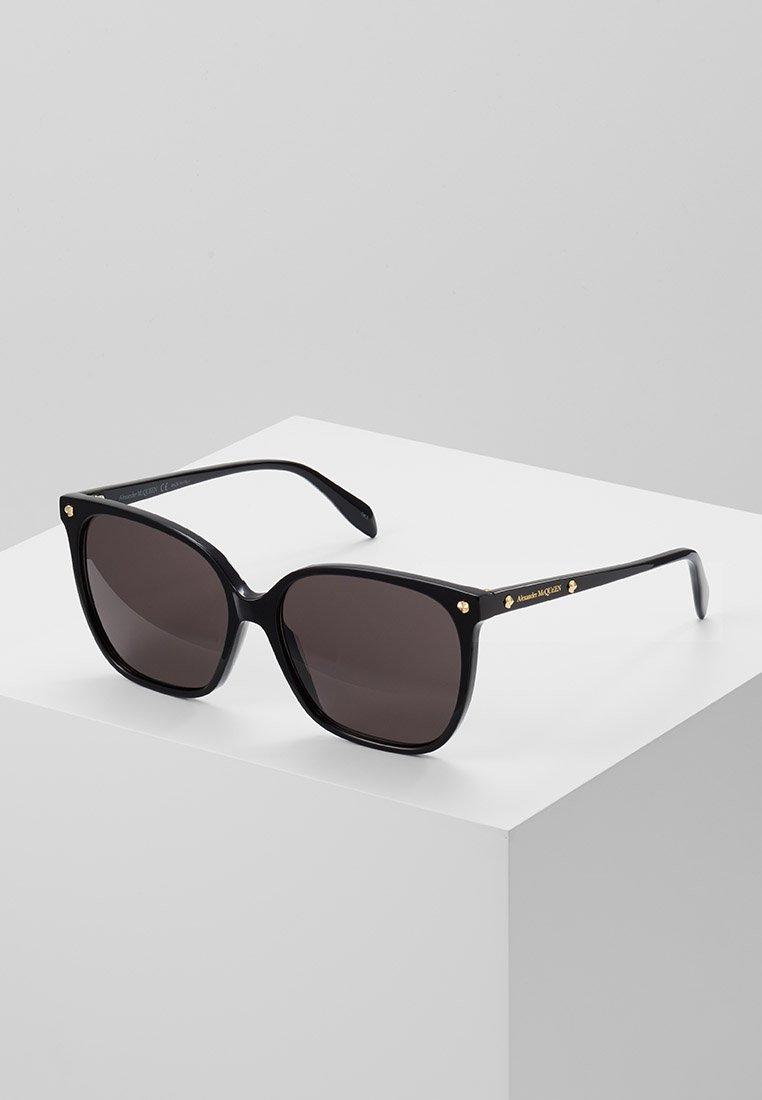 Alexander McQueen - Lunettes de soleil - black