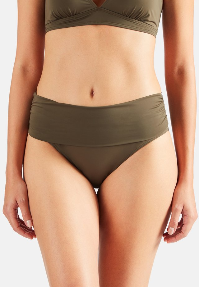 DOUCEUR DE RÊVE - Bikini bottoms - Khaki