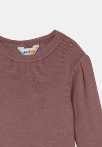 Joha - LONG SLEEVES UNISEX - Camiseta de manga larga - old pink - 2