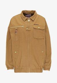 myMo - Summer jacket - dark sand - 4