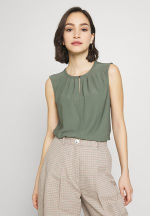 VMMILLA BUTTON - Top - laurel wreath