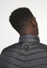 TOM TAILOR - Waistcoat - grey melange design - 4