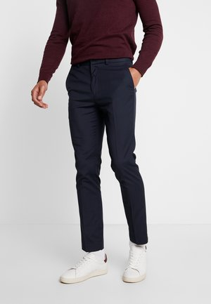STRETCH  - Suit trousers - navy