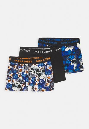 JACFLOWER SKULLS TRUNKS 3 PACK - Bokserit - surf the web