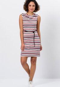 zero - Jersey dress - peach sorbet - 1
