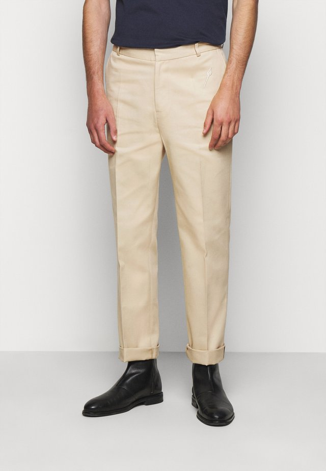 BLADE - Kalhoty - khaki