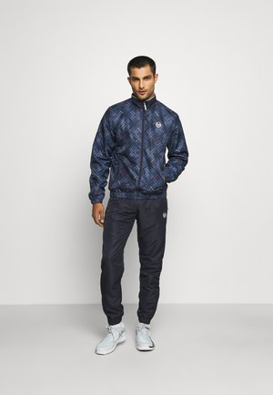 NONSENTRIC TRACKSUIT - Tracksuit - navy/gold