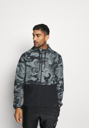 Outdoorjacke - black/grey fog