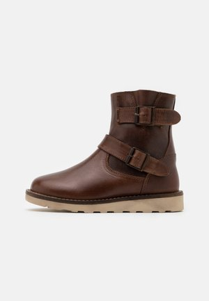 Stiefelette - dark brown