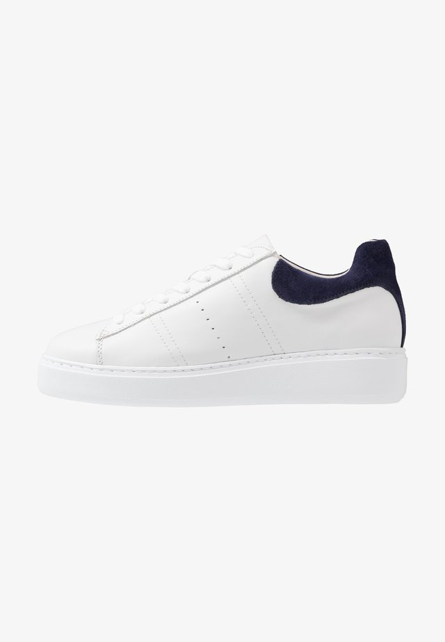 Zapatillas - white/dark blue