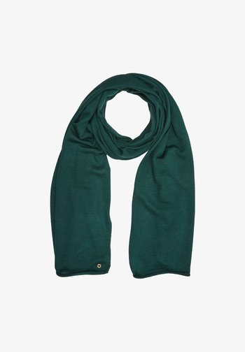Scarf - forest green