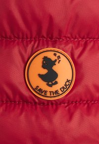 Save the duck - ADAM VEST - Waistcoat - winery red - 2