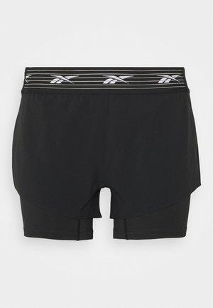 EPIC SHORT  - kurze Sporthose - black