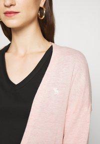 Abercrombie & Fitch - ICON CARDI - Cardigan - light pink - 5