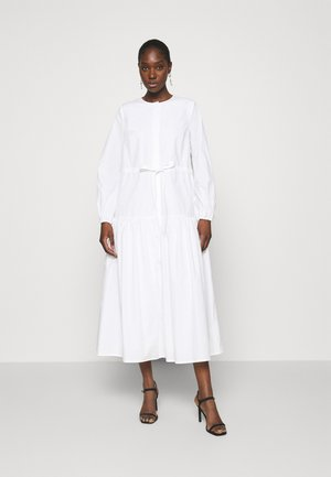 ORTENSIA - Shirt dress - bright white
