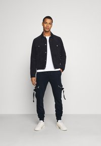 Sixth June - ESSENTIAL JOGGERS - Tracksuit bottoms - navy - 1