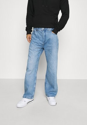 PABLO - Relaxed fit jeans - stone blue