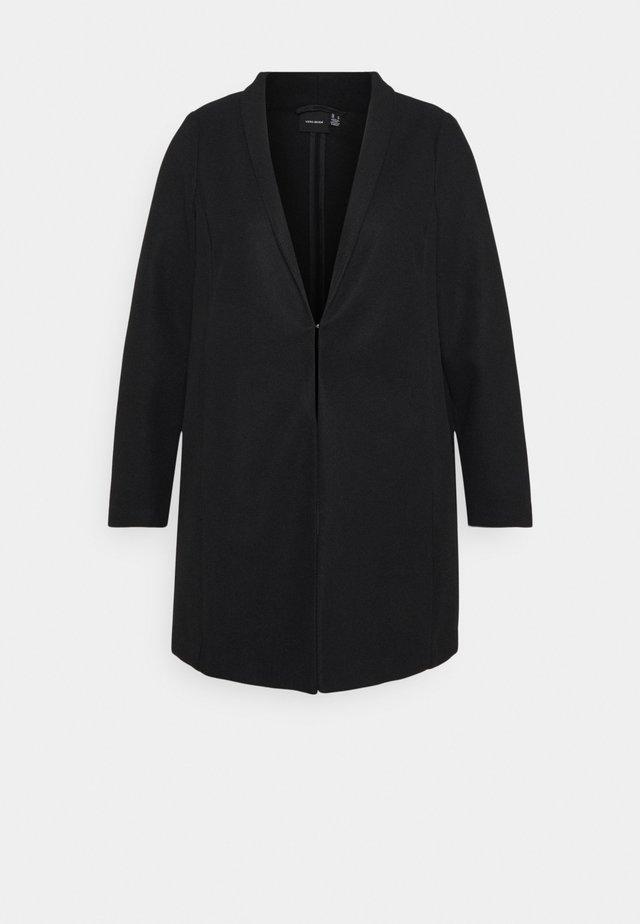 VMDAFNEMIE JACKET CURVE - Classic coat - black