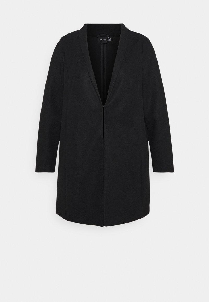 Vero Moda Curve - VMDAFNEMIE JACKET CURVE - Classic coat - black