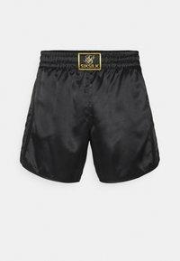 SIKSILK - MUAY TIE - Shorts - black - 3