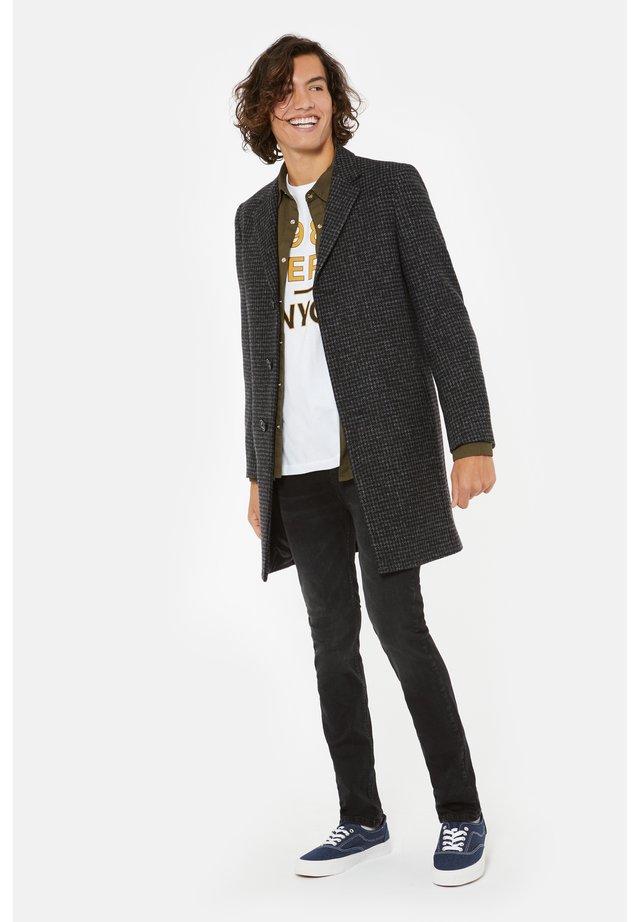 Cappotto classico - charcoal