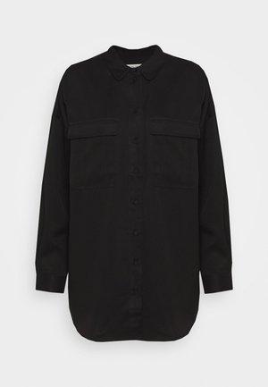 SLFMIRANDA LONG - Skjorte - black