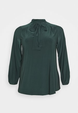 PUSSYBOW - Long sleeved top - green
