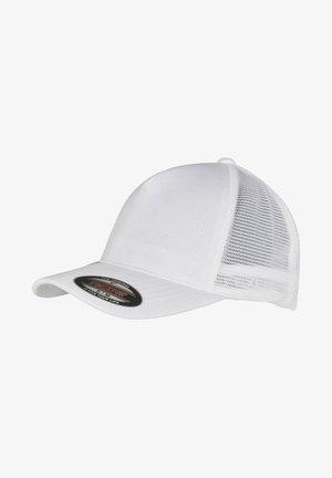 JAQUARD  - Cap - white