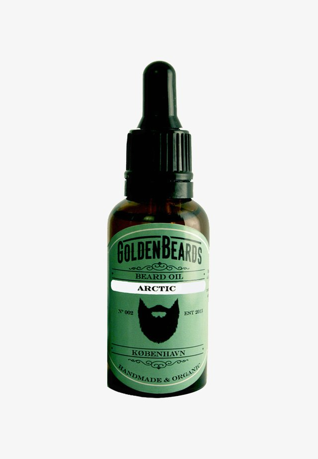 BEARD OIL - Huile à barbe - arctic