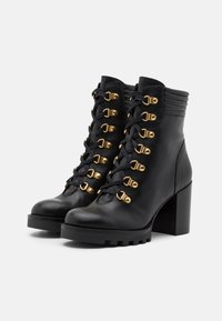 Minelli - Lace-up ankle boots - noir - 2
