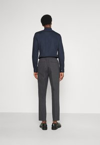 Selected Homme - SLHMATTHEW  - Completo - dark grey/structure - 4