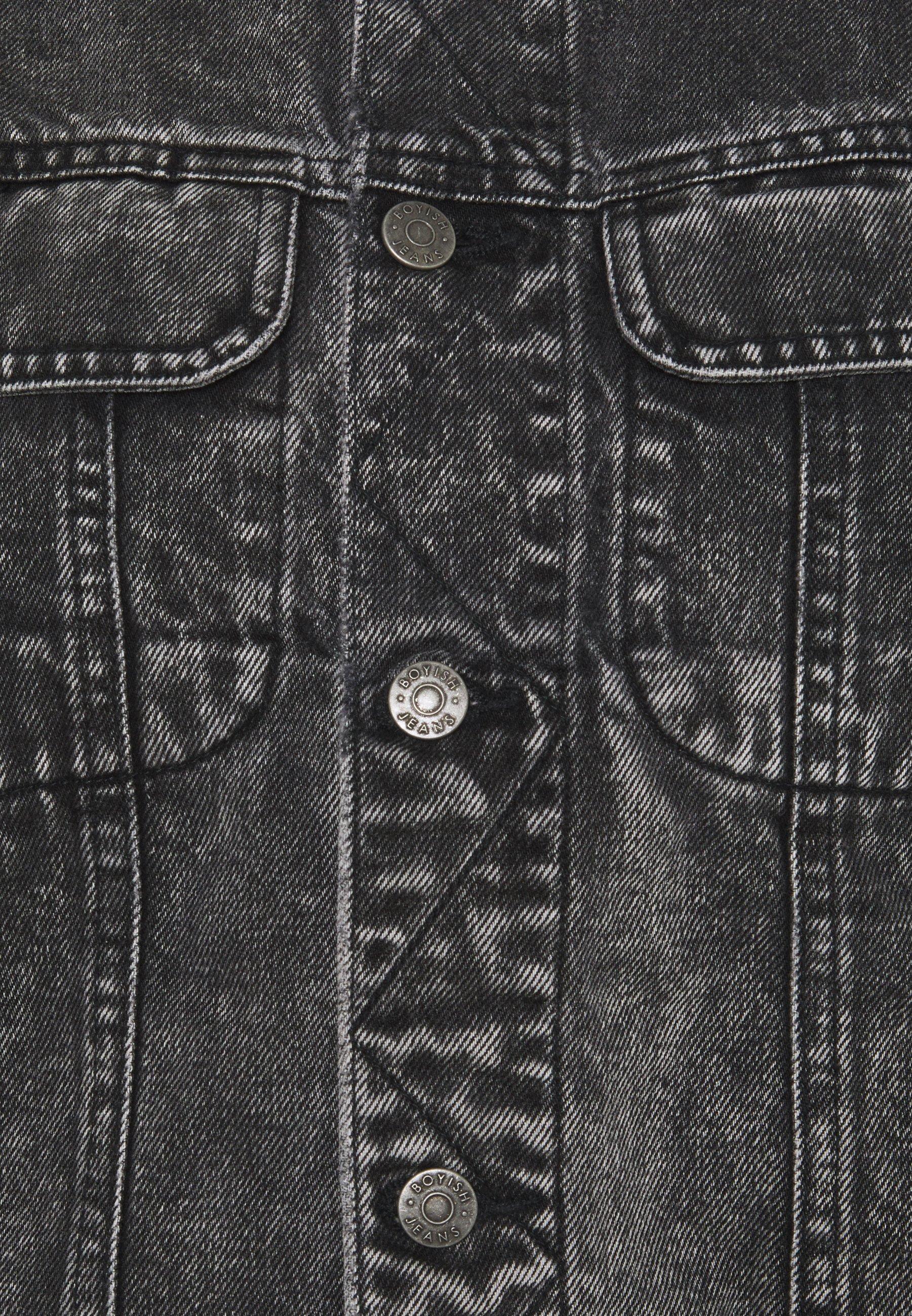 Women RYDER OVERSIZED JACKET - Denim jacket