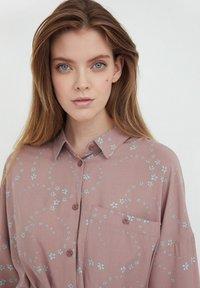 Finn Flare - Shirt dress - brown - 3