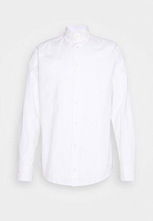 SLIM SOFT ROYAL - Shirt - offwhite oxford