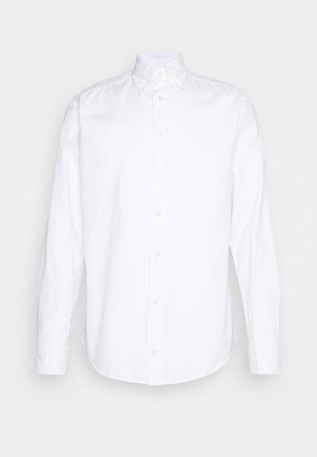 SLIM SOFT ROYAL - Chemise - offwhite oxford