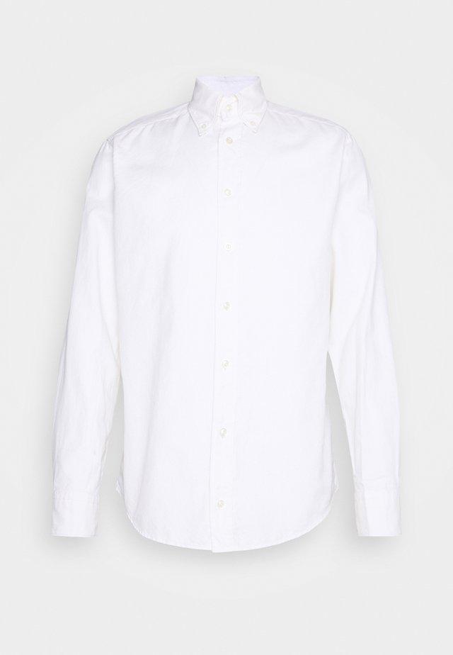 SLIM SOFT ROYAL - Overhemd - offwhite oxford